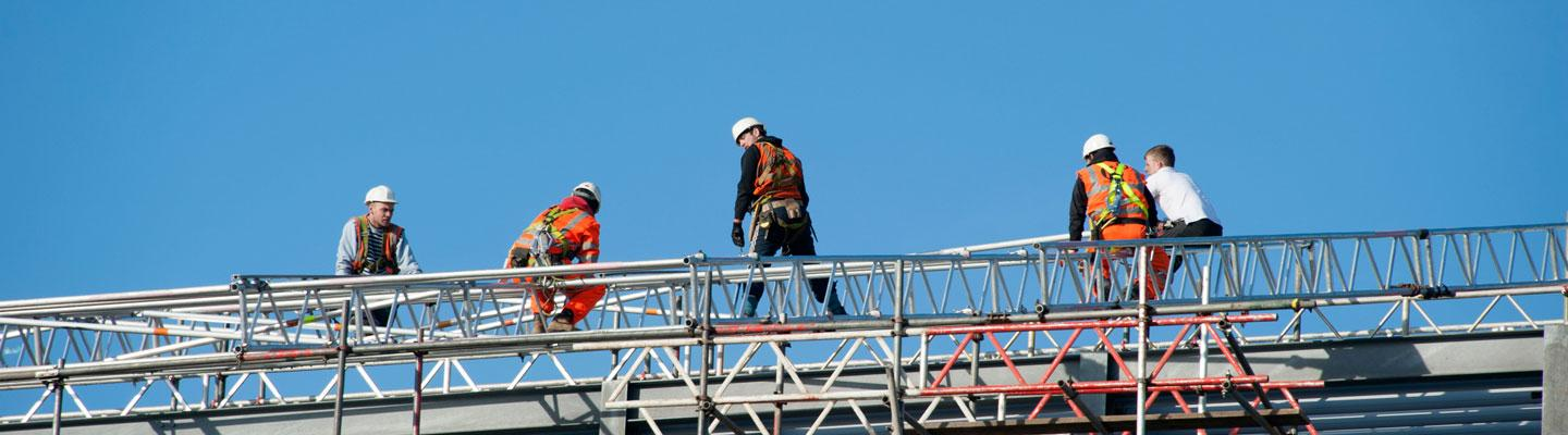 Fall Protection Spotlight: Safety Railings and OSHA