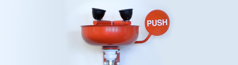 ee31379b0fe Eyewash Stations  Plumbed vs Portable